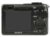Sony DSC-W17 baksida