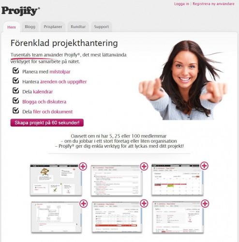 Projify-www