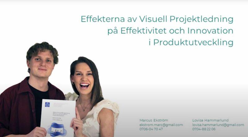 Vinnare av Svenska Projektakademiens uppsatspris
